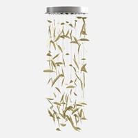 3dsmax plumes cristal lamp