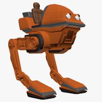 sci-fi walker ta-t max