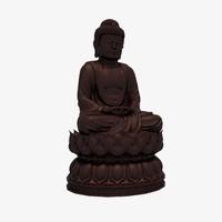 statue buddha 3d max