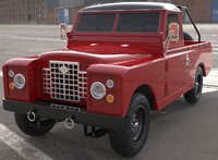 Land Rover iia 109