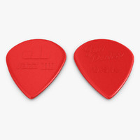 plectrum 07 2 colors 3d 3ds