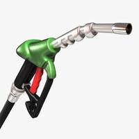 fuel gun 3d max