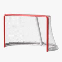 hockey net 3D models