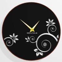 wall clock x