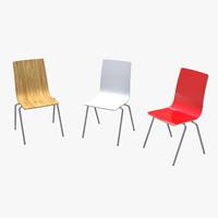 3ds max rudolf chair