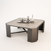 3ds max andrew martin victor coffee table