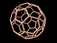 0002 8-Grid Truncated Icosahedron #002