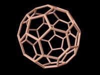 0001 8-Grid Truncated Icosahedron #001