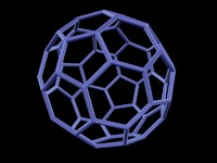 3d model of 0003 8-grid truncated icosahedron