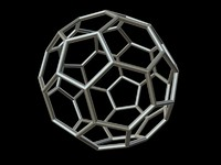 0001 8-Grid Truncated Icosahedron #001