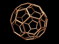 3d 0005 8-grid truncated icosahedron