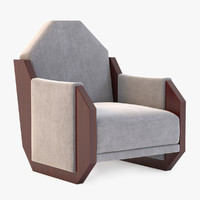 3d model chair andr