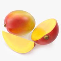 max mango photorealistic