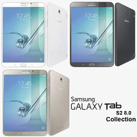 Samsung Galaxy Tab S2 8.0 collection