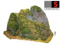 3d model rock 16k
