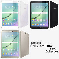 samsung galaxy tab s2 3d max