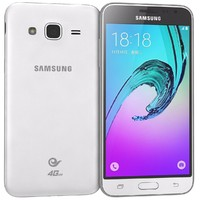3d samsung galaxy j3 white model