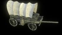 wagon dxf