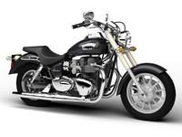 Triumph America 2012