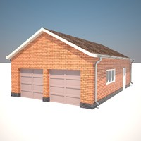 Classic home garage