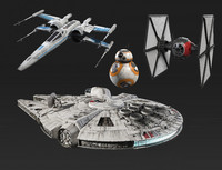 Star Wars New Collection 2