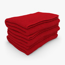 bath towel 3D models