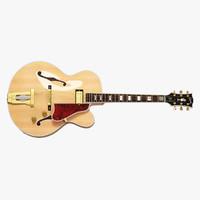 gibson l-5 guitar 3d model