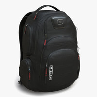3ds max backpack 3