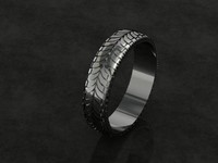 free 3ds model tire ring