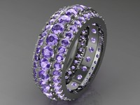 free ring 3d model