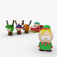 Christmas Sleigh (South Park)