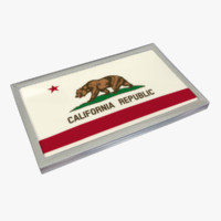 door magnet california republic max