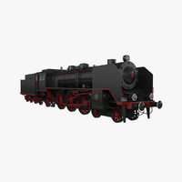PM36 Steam Locomotive
