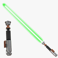 max luke skywalker lightsaber 2