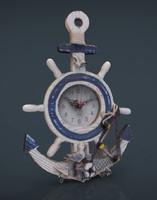 3d anchor clock model