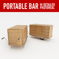 3ds max portable bar