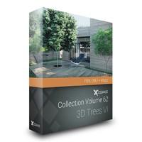 trees volume 62 vi 3d model