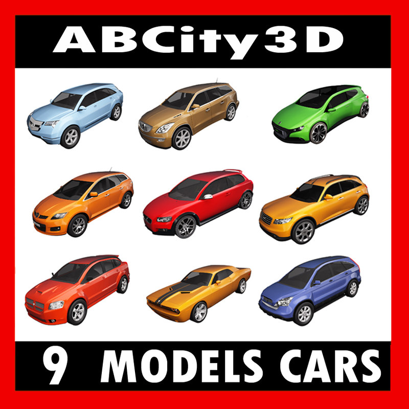 Collection Cars Volume 1 1.jpg