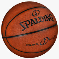 basketball modeled 3d model