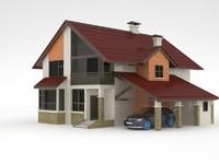 house car 3ds