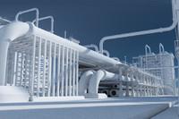3d mega refinery
