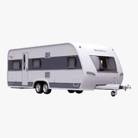 3ds max hobby caravan prestige