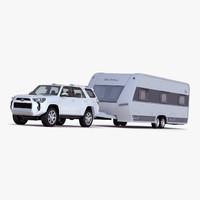 max toyota 4runner hobby caravan