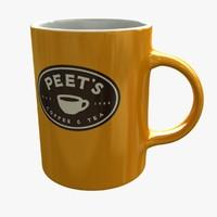 maya coffee mug
