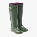 rain boots 3D models