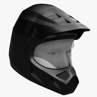 3d max racing helmet
