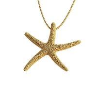 3d star pendant model