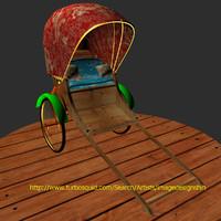 max chinese rickshaw