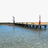 max harbor pier