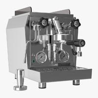 max realistic espresso maker rocket